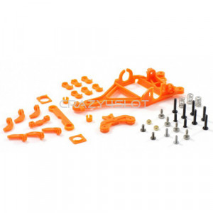 Supporto Motore RT4 Rally Anglewinder Offset 0.75mm