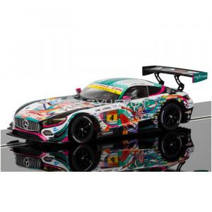 Mercedes AMG GT3 Anime