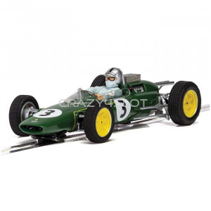 Lotus 25 Monaco GP 1963 Jack Brabham