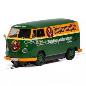 Volkswagen Panel Van T1B Green Jagermeister
