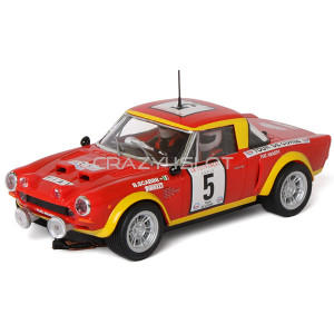 Fiat 124 Abarth Spider n.5 Tour de Course 1974