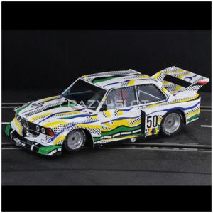 BMW 320 Gr.5 LM 1977 n.50 Roy Lichtenstein Art Car
