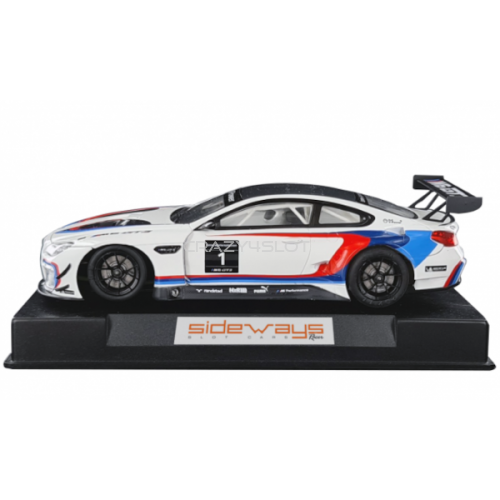 BMW M6 GT3 M Power n.1 Presentation