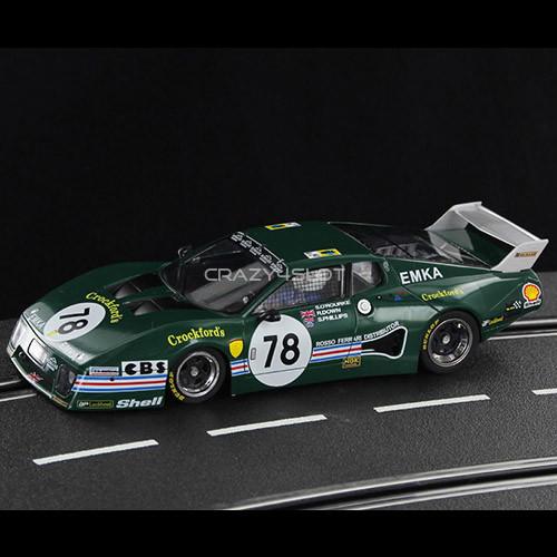 Ferrari 512 BB LM Steve O'Rourke 24h Le Mans 1980