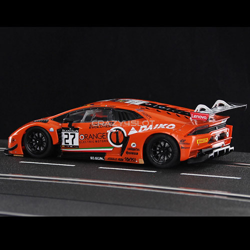 Lamborghini Huracan GT3 Orange 1 Team Lazarus