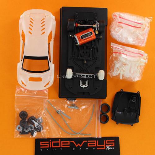 Lamborhini Huracan GT3 White Kit