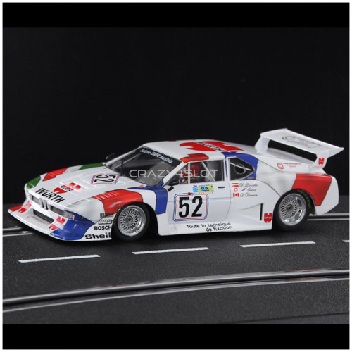 Sauber BMW M1 Wurth Team Sauber Le Mans 24hrs 1981