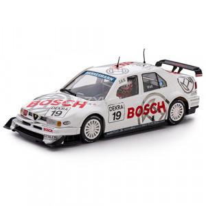 Alfa Romeo 155 V6 TI Bosch n.19 Silverstone ITC 1996