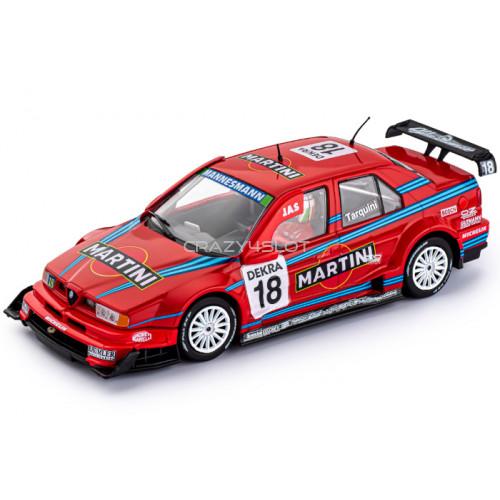 Alfa Romeo 155 V6 TI Martini n.18 Mugello ITC 1996