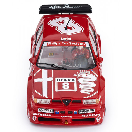 Alfa Romeo 155 V6Ti n.8 DMT Winner 1993 Nicola Larini