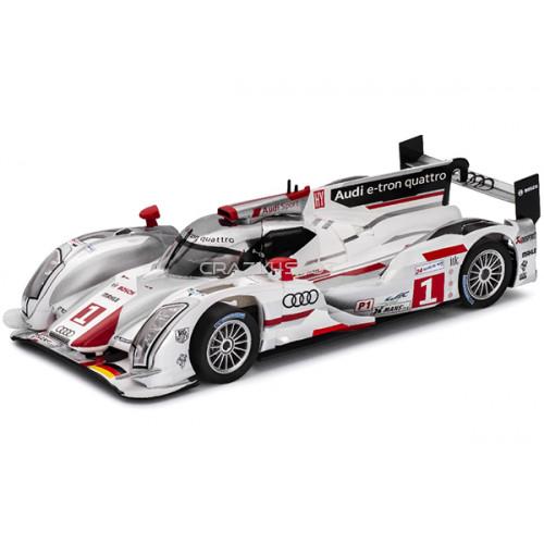 Audi R18 4WD E-tron quattro n.1 Le Mans Winner 2012