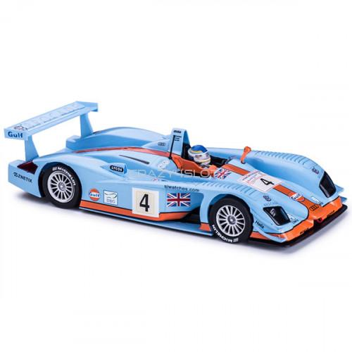 Audi R8 LMP 24h Le Mans 2001 Gulf n.4