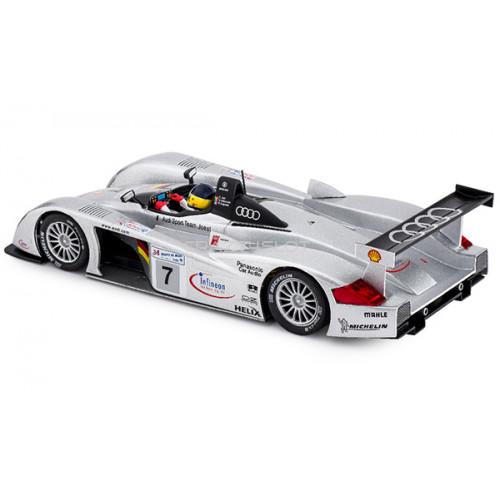 Audi R8 LMP 24h Le Mans 2000 n.7