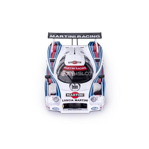 Lancia LC2 n.6 Brands Hatch 1000 Km 1984
