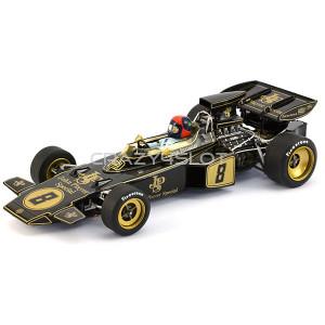 Lotus 72 n.8 JPS Monaco 1972 Fittipaldi