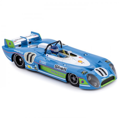 Matra-Simca MS 670B n.11 Le Mans Winner 1973 Limited Edition