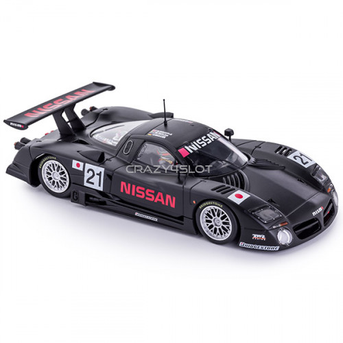 Nissan R390 GT1 n.21 Test 1997