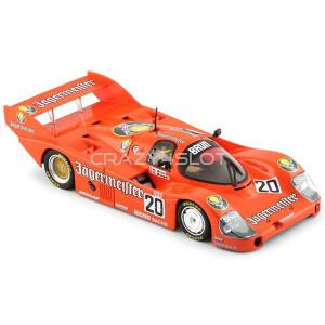 Porsche 956 KH n.20 1000 Km Hockenheim 1985