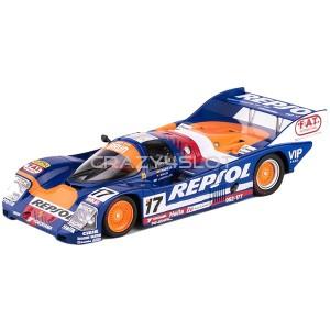 Porsche 962C KH n.17 Le Mans 1991