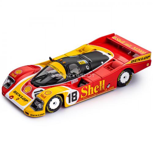 Porsche 962C LH n.18 Le Mans 1988