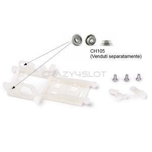 Supporto Motore Sidewinder 1mm Offset Evo