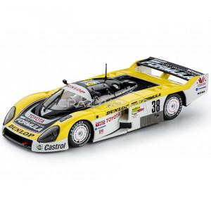 Toyota 86C n.38 Le Mans 1986