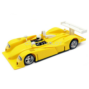 Oreca Dallara Racing gialla