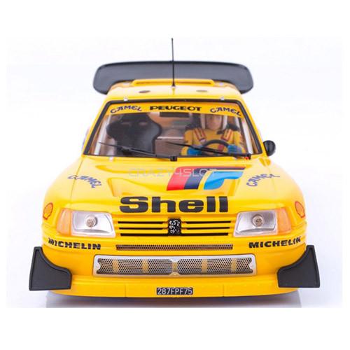 Peugeot 205 T16 EVO2 65th Pikes Peak 1987 Ed.Lim.