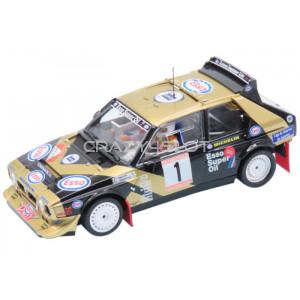 Lancia Delta S4 Esso n.1 Rally Principe de Asturias '86