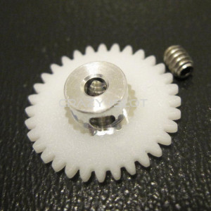 Corona Sidewinder 32 denti 17mm
