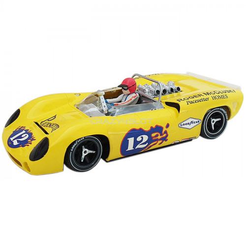 Lola T70 Can-Am Roger McCluskey n.12 Mosport 67