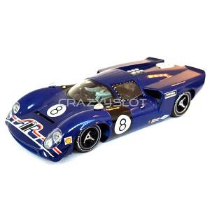Lola T70 MKIII 24hrs Daytona 1969 n.8