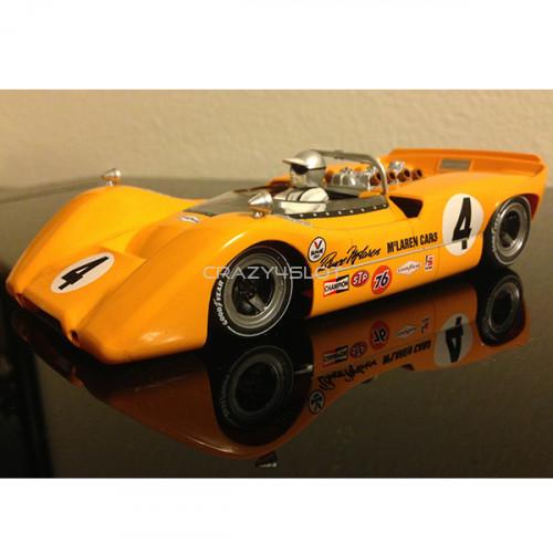 McLaren M6A Can-Am n.4 Bruce McLaren - Riverside '67