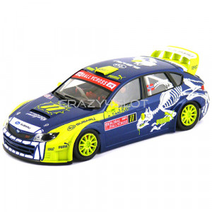Subaru Impreza Rally Cross n.40 Blu