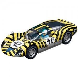 Porsche Carrera 6 n.42 12h Sebring 1967