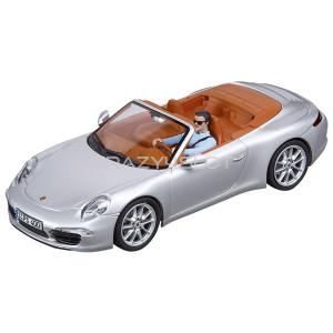 Porsche 911 Carrera S Cabriolet Argento