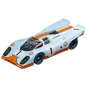 Porsche 917K Gulf JW Automotive Engineering n.1 Daytona 24H 1970