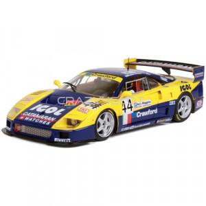 Ferrari F40 24Hrs Le Mans 1996 n.44