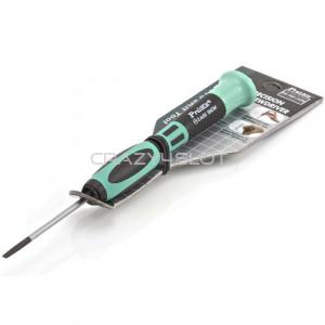 Cacciavite Ergonomico a Taglio 2.4 mm
