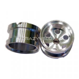 Cerchi Anteriori Concavi in Magnesio 13.4x8 mm