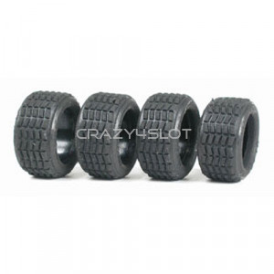 Gomme Rally 19 x 10 mm
