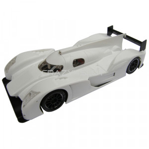 Audi R18 TDI Grezza in Kit