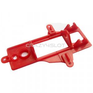 Supporto Motore in Linea Evo2 Extra Hard Rosso