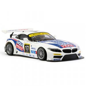 BMW Z4 GT3 Liqui Moly 24h Dubai 2011 n.17 Team Engstler