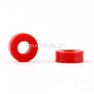 Distanziali in Plastica da 2.00mm per Assale 3/32''