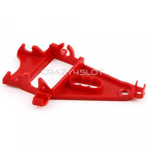 Supporto Motore Triangolare Evo Aw Extra Hard Rosso