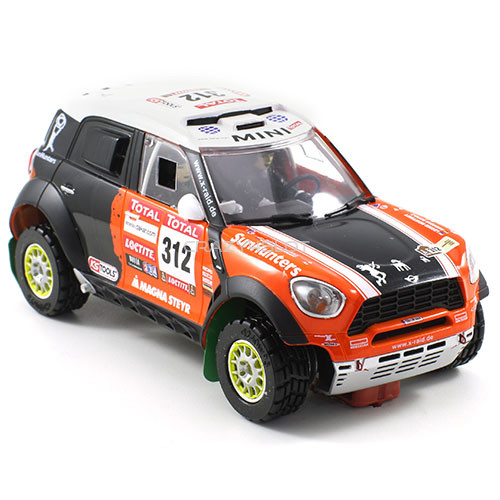 Mini All4 Dakar 2012 n.312