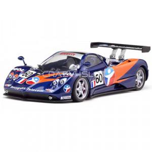 Pagani Zonda 24h Le Mans 2004 n.60 Team Force One