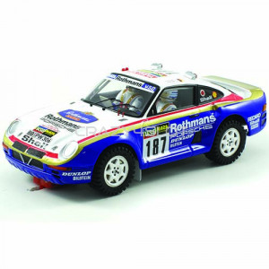 Porsche 959 n.187 Paris Dakar 1986 Rothmans Racing Team
