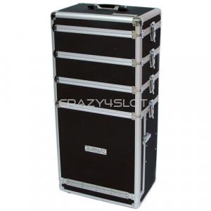 Slot Box Trolley in Alluminio